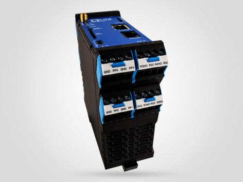 Remota de Telemetria CPU-44440-SEG
