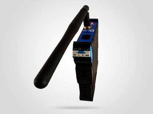 Rádio Modem 900MHz 1W RS-232/RS-485 RF-900-S